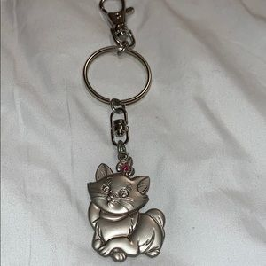 🎀RARE🎀 Marie Aristocats Keychain